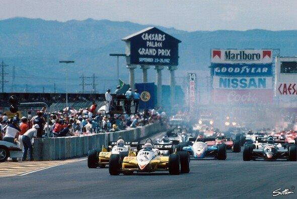 Die Planungen für ein neues Rennen in Las Vegas sollen schon Fortgeschritten sein - Foto: Sutton