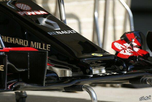 Lotus testete in Austin bereits Teile für 2015 - Foto: Sutton