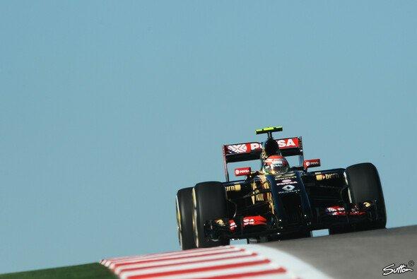 Ohne Marussia und Caterham droht Lotus das neue Schlusslicht in der Formel 1 zu werden - Foto: Sutton