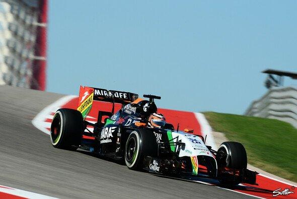 Force India gehört zu den Kleinen - Foto: Sutton