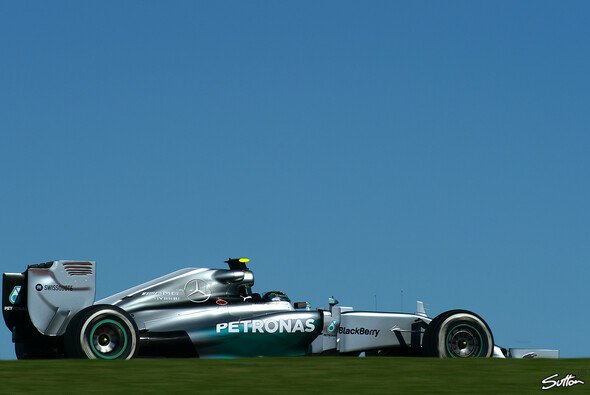 Neunte Saison-Pole für Nico Rosberg - Foto: Sutton