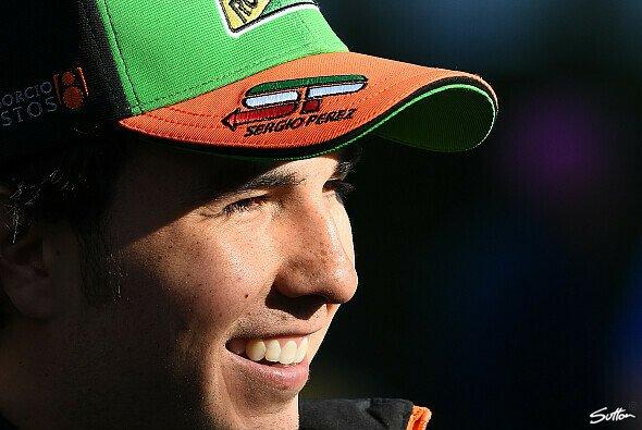 Sergio Perez' Zukunft scheint sicher - Foto: Sutton