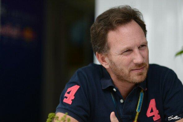 Horner hofft auf zehn F1-Teams - Foto: Sutton