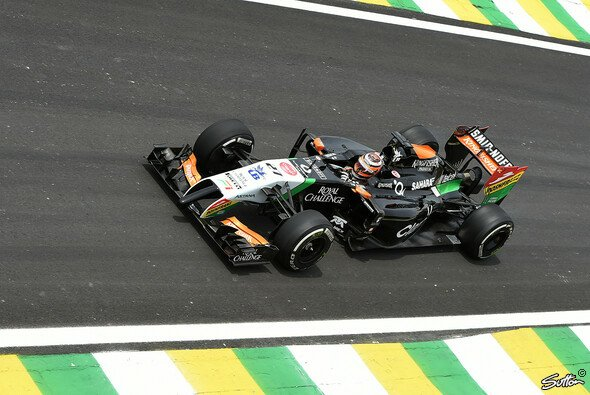 Force India bläst noch einmal zur Attacke - Foto: Sutton