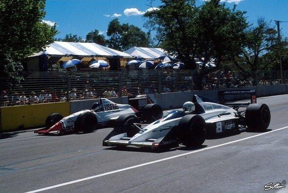 Formel-1-Teams Kommen und Gehen - Foto: Sutton