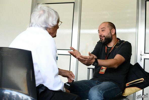 Gespräche mit Ecclestone blieben bisher erfolglos - Foto: Sutton