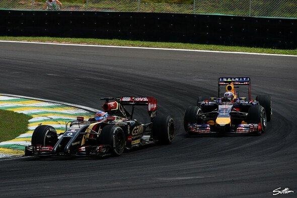 Lotus will sich an Red Bull heranpirschen - Foto: Sutton