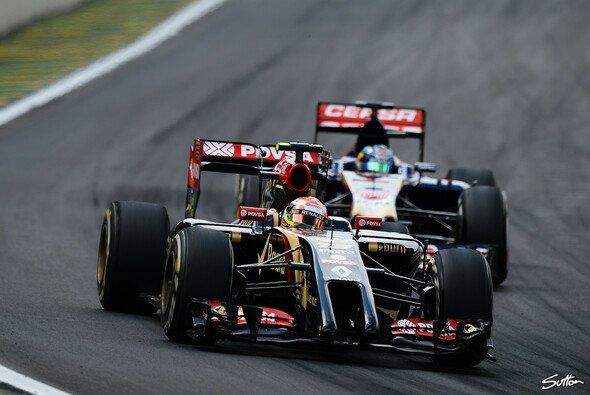 Lotus vor Toro Rosso? Das wird auch in Abu Dhabi eng! - Foto: Sutton