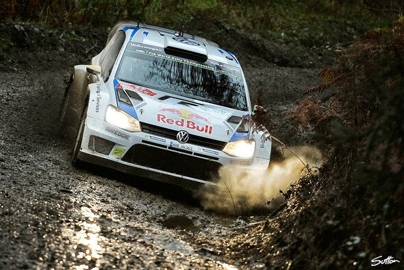 Andreas Mikkelsen war der Schnellste - Foto: Sutton