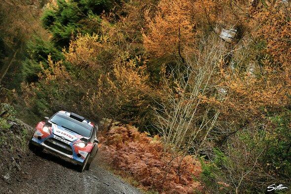 Kubica bleibt der WRC treu - Foto: Sutton