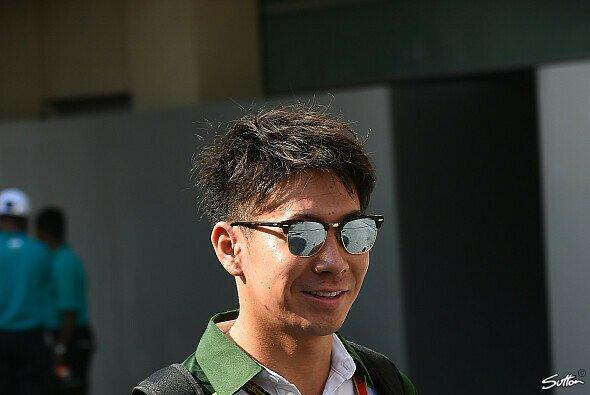 Neuer Job: Kamui Kobyashi ist bereits in Japan mit Toyota verbandelt und testete jetzt den TS040 Hybrid - Foto: Sutton