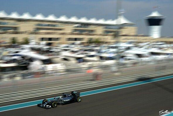 Fünf Fahrer müssen in Abu Dhabi in Q3 die Segel streichen - Foto: Sutton