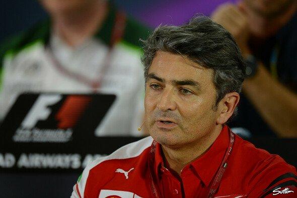 Marco Mattiacci steht vor seinem Formel-1-Comeback bei Aston Martin. - Foto: Sutton