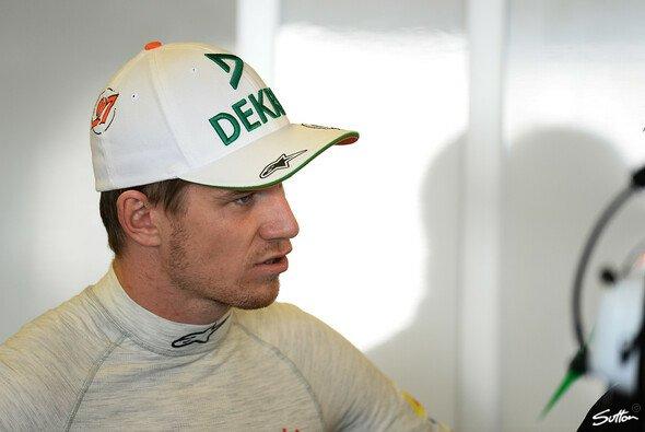 Nico Hülkenberg geht erstmals bei den 24 Stunden von Le Mans an den Start - Foto: Sutton