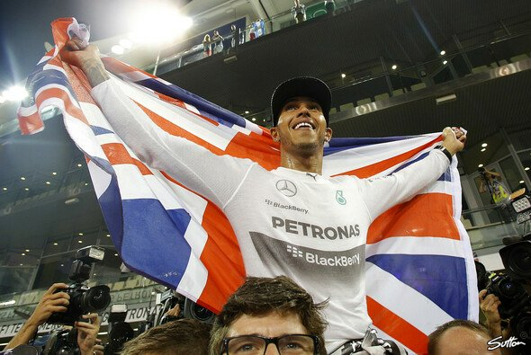 Setzt sich Hamilton diesmal bei der Sportlerwahl durch? - Foto: Sutton