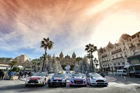 Die Rallye Monte Carlo wartet mit einem starken Starterfeld auf - Foto: Sutton