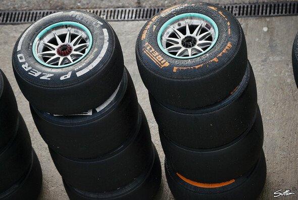 Formel 1 Reifenhersteller