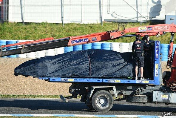 Geht die Formel 1 am Stock? - Foto: Sutton