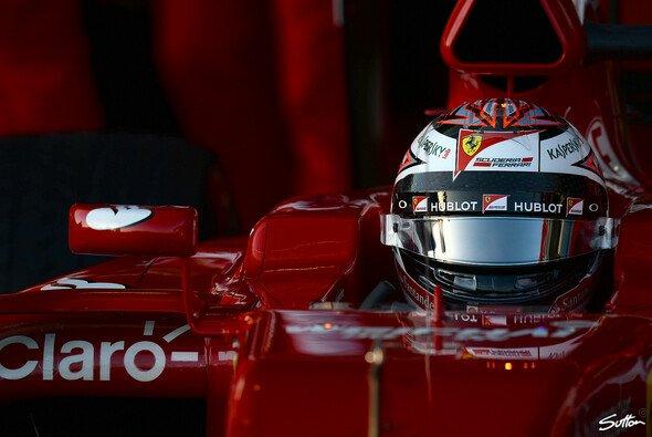 Räikkönen ist der letzte Ferrari-Weltmeister - Foto: Sutton