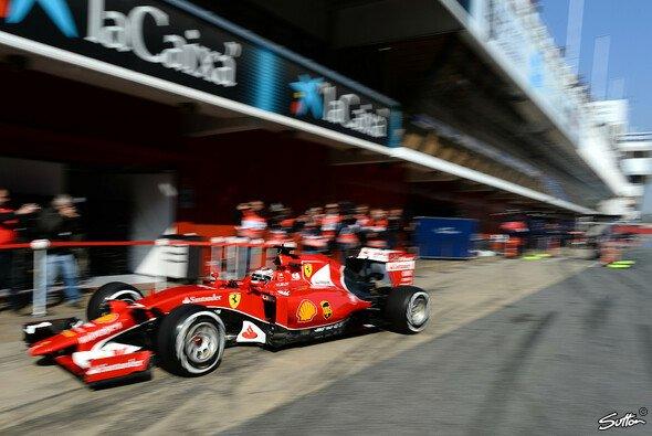 Kimi Räikkönen wäre gern mehr gefahren - Foto: Sutton