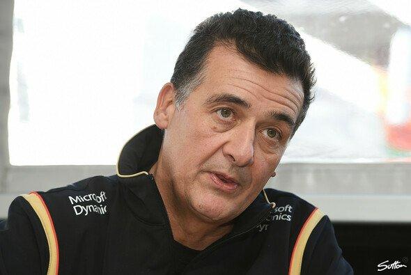 Federico Gastaldi stellte eine baldige Ankündigung zu Grosjean in Aussicht - Foto: Sutton