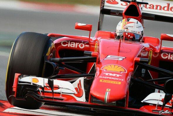 Ferrari will 2015 drei Siege einfahren - Foto: Sutton
