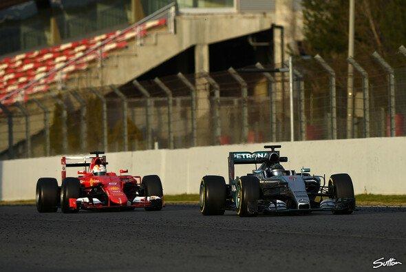 Lauda warnt vor Ferrari als potentiellem dritten Widersacher - Foto: Sutton
