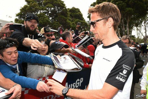 Jenson Button bezweifelt, dass die Fan-Umfrage der GPDA etwas bewegen wird - Foto: Sutton