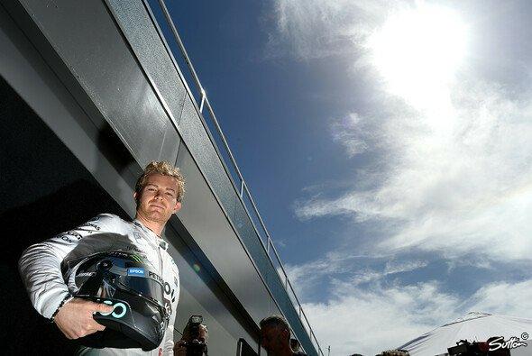 Gelingt es Nico Rosberg, sich bei Mercedes wieder in den Vordergrund zu drängen? - Foto: Sutton