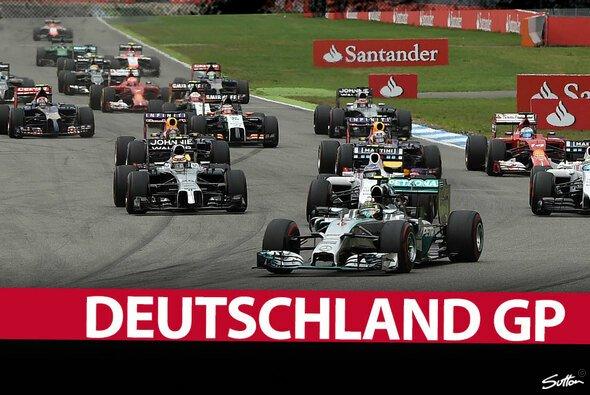 Mercedes wollte den Deutschland-GP retten - Foto: Sutton