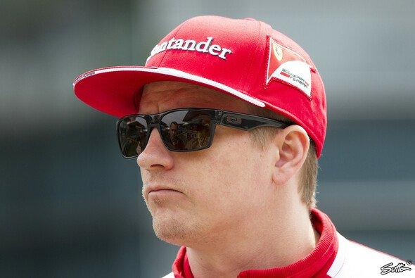 In dieser Saison war Kimi Räikkönen bislang nicht vom Glück gesegnet - Foto: Sutton