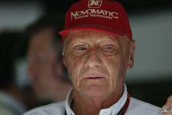 Niki Lauda ist für die Einführung von Kundenteams - Foto: Sutton