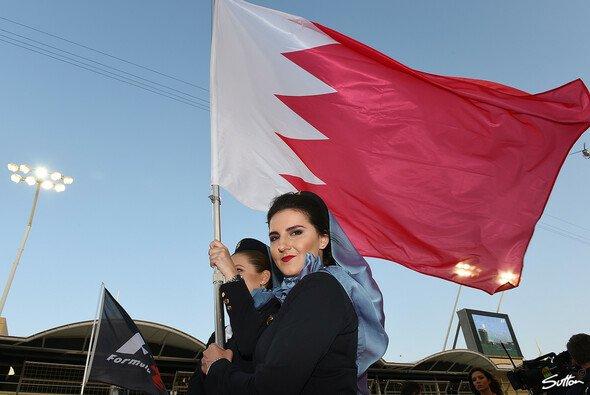 Der zweite Saisonrennen der Formel 1 findet in Bahrain statt - Foto: Sutton