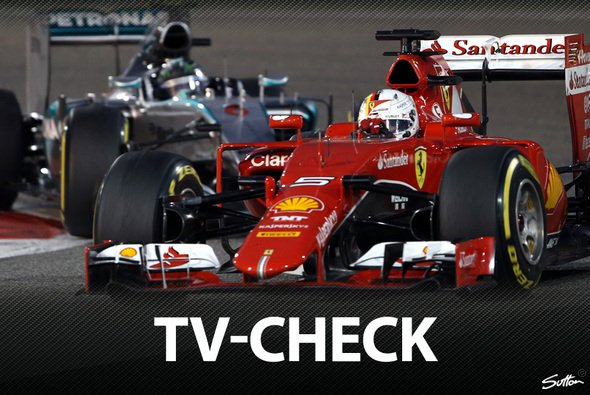 Sebastians Vettels Wechsel zu Ferrari machte RTL Freude - Foto: Sutton