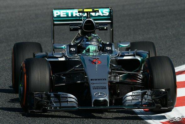 Bestzeit für Nico Rosberg in Barcelona - Foto: Sutton