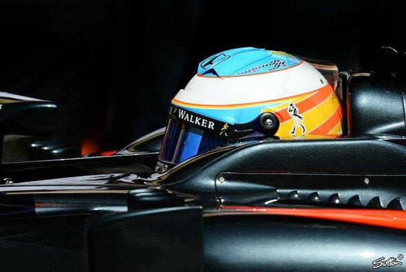 Fernando Alonso schwärmt von 2005 und 2006 - seinen Weltmeisterjahren - Foto: Sutton