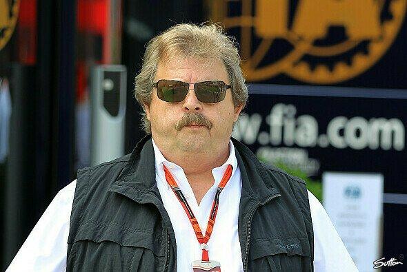 Georg Seiler ist 2019 als Chef des Hockenheimrings abgetreten - Foto: Sutton