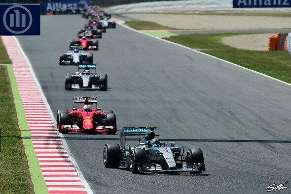 Neunter GP-Sieg für Nico Rosberg - Foto: Sutton