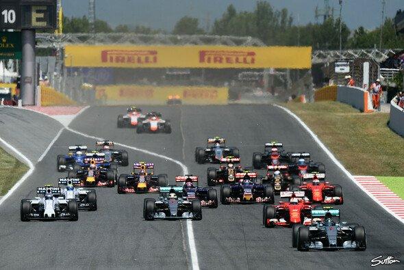 Motorsport-Magazin.com checkt die Form der Teams vor dem Spanien Grand Prix 2016 - Foto: Sutton