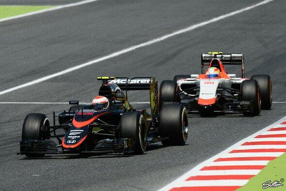 Fahren McLaren und Manor kommendes Jahr mit denselben Motoren? - Foto: Sutton