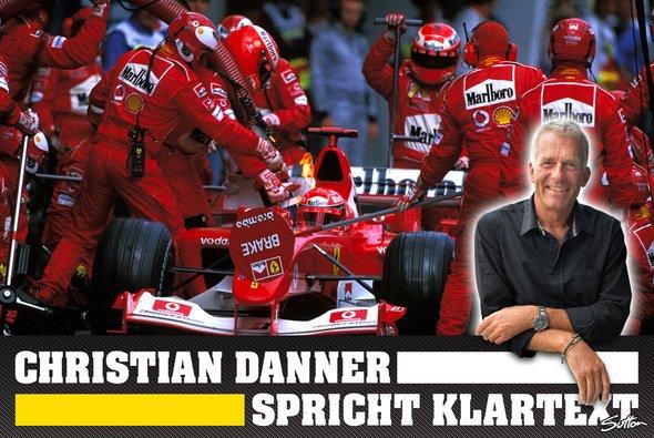 Christian Danner sieht die Ergebnisse teilweise positiv: - Foto: Sutton