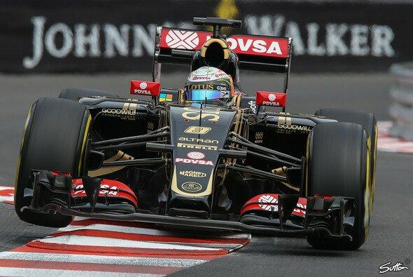 Romain Grosjean ist aktuell nicht gut auf Max Verstappen zu sprechen - Foto: Sutton