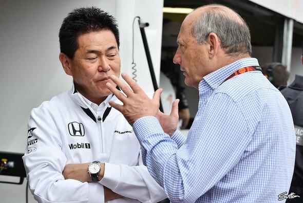Laut Eric Boullier gab es überhaupt kein Krisentreffen bei McLaren-Honda - Foto: Sutton