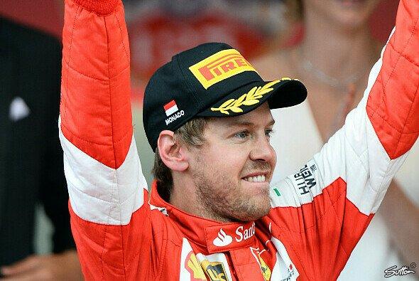 Sebastian Vettel sorgt lieber auf der Strecke für Schlagzeilen - Foto: Sutton