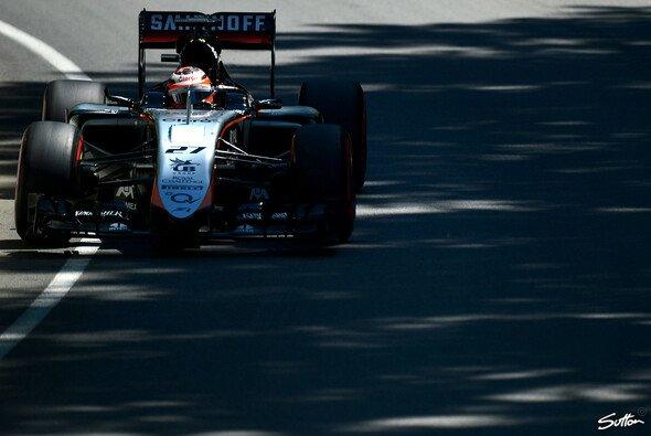 Nick Chester würde den F1-Boliden 24-Stunden-Rennen Tauglichkeit bescheinigen - Foto: Sutton