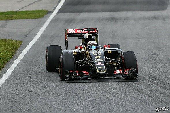 Maldonado sammelte in Kanada seine ersten Punkte - Foto: Sutton