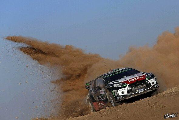 Die Rallye Australien soll für Citroen zum Erfolg werden - Foto: Sutton