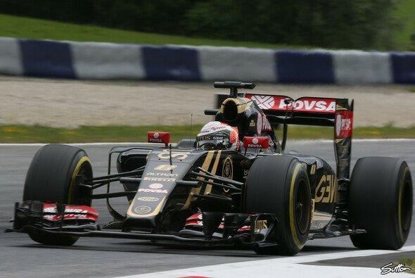 Lotus startet am Sonntag aus der fünften Startreihe - Foto: Sutton