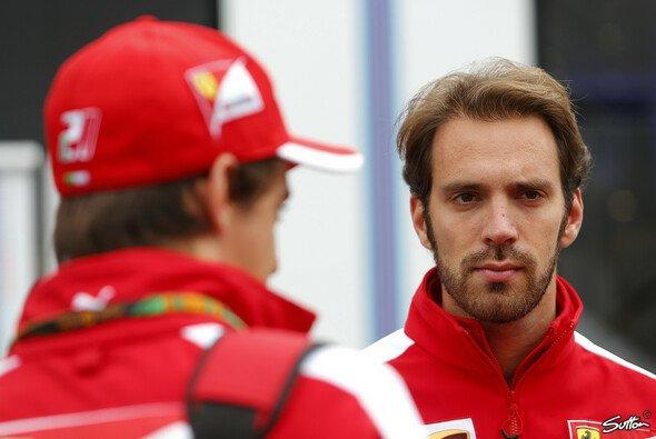 Vergne und Gutierrez sind bei bei Ferrari als Reservefahrer unter Vertrag - Foto: Sutton