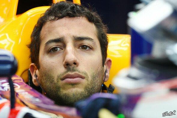 Nächstes Jahr im Ferrari? Daniel Ricciardo liebäugelt mit einem Wechsel. - Foto: Sutton